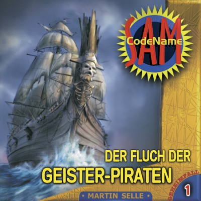 Codename SAM – Der Fluch der Geister-Piraten
