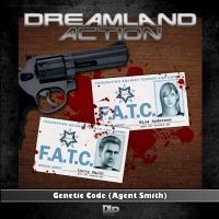 Dreamland Action – 01 Agent Smith – Genetic Code